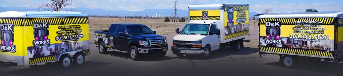 d & k works trucks